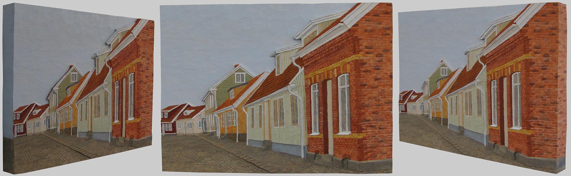 Storgatan, Falkenberg, från olika vinklar